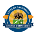 state of california energy commission